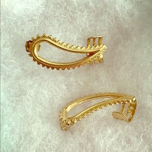Melody Ehsani Earrings with Cuff